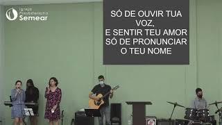 CULTO DE ADORAÇÃO AO SENHOR - 27/12/2020