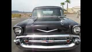 1957 Chevrolet Sedan Delivery Wagon Walk Around