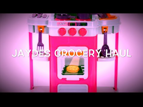 TOY SUPERMARKET (PLAY PRETEND GROCERY SHOPPING AND COOKING)