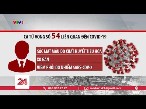 Ngày 8/6: VIệt Nam ghi nhận 171 ca mắc mới COVID-19 trong nước   VTV24