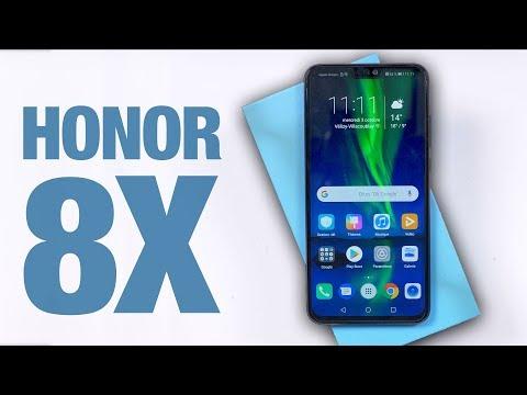 foto de Honor 8X : mon avis sincère après 24h de test - YouTube