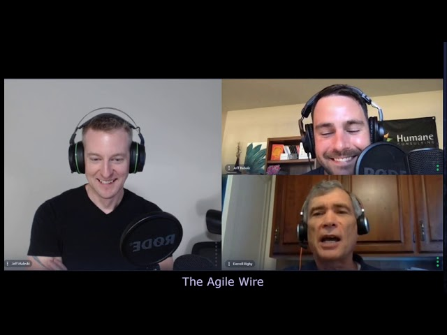 Doing Agile Right with Darrell Rigby