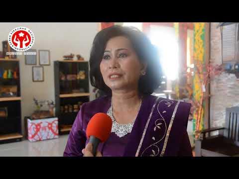 Wawancara Eksklusif Ny. Arita Apolina Paolus Hadi Peraih Upakarti 2017
