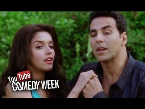Akshay Kumar's Aaaaaeeehhhyyy reaction | Comedy Sequence | Housefull 2