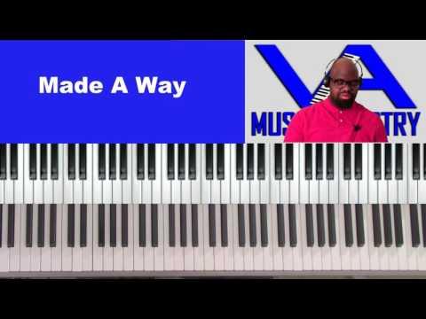 Made A Way by Travis Greene