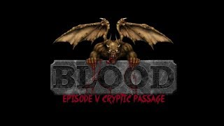 BLOOD (1997) Episode 5: Cryptic Passage (All Secrets)