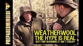 Weatherwool Anorak: As Premium As It Get$ - Preparedmind101