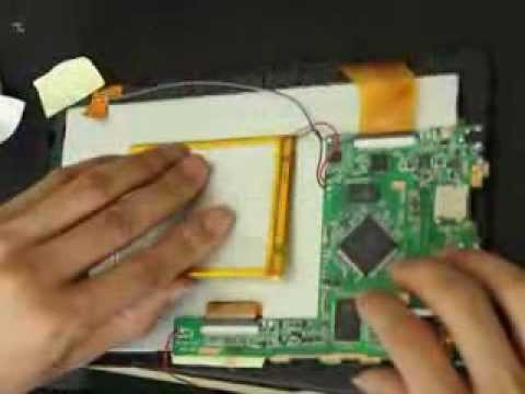 How to replace lcd screen on 9 inch android tablet pc youtube how to replace lcd screen on 9 inch android tablet pc solutioingenieria Images