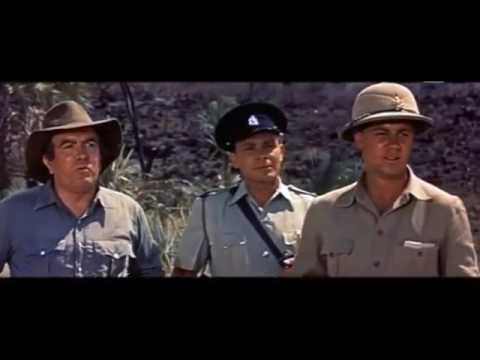 SAFARI 1956 de Terence Young con Victor Mature, Janet Leigh,