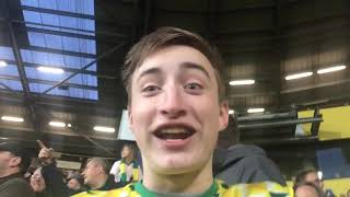 NORWICH 4-3 MILLWALL | MATCH DAY EXPERIENCE