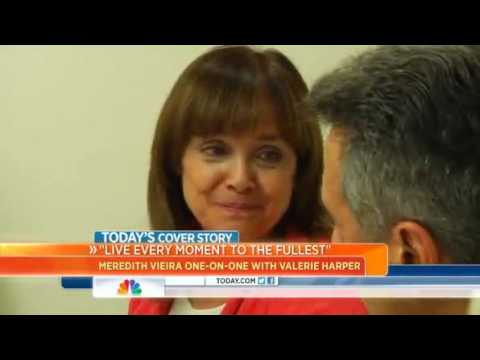 Valerie Harper's Brain Cancer 'Close to Remission,' Doctor Tells NBC
