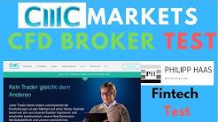 CMC Markets CFD Broker - Test und Erfahrung