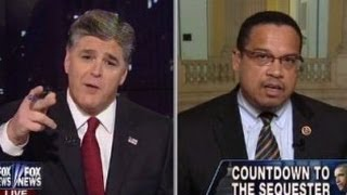 Dem Congressman Thrown Off After Calling Hannity A Liar, Immoral: