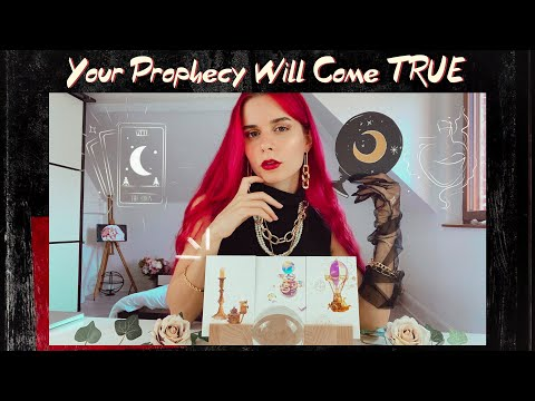 Your Real Prophecy  PICK A CARD  Psychic Tarot Reading
