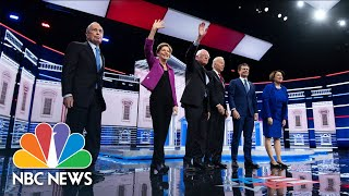 Fact Checking The Nevada Democratic Debate | NBC News NOW