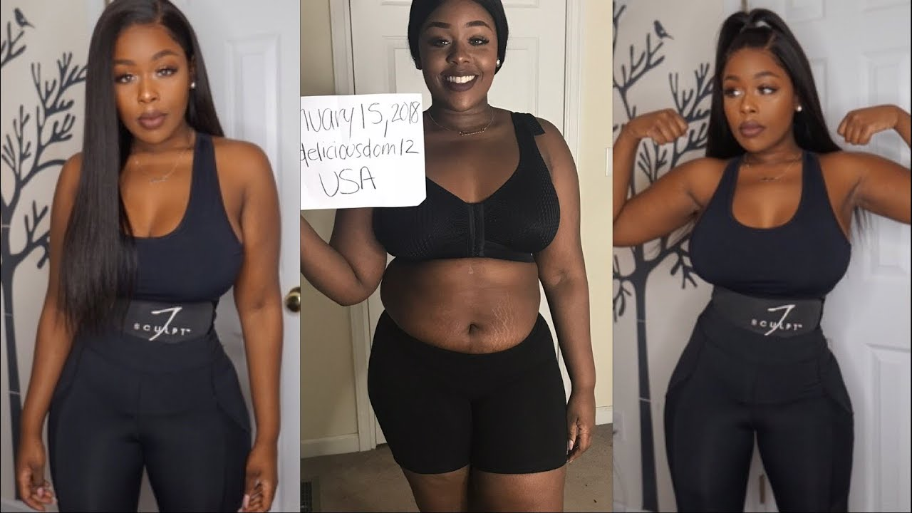 b3edbb0b4c How My Life Changed from Dieting and Waist Training with The Jsculpt Fitness  Belt