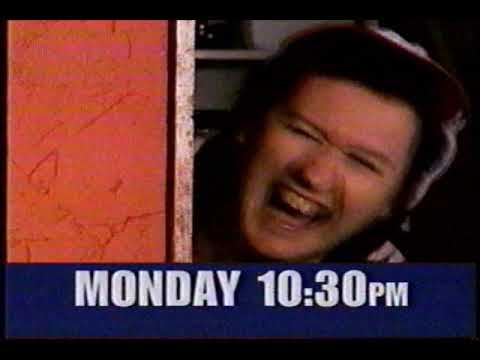 "Comedy Central's Monday Programming ""Strangers with Candy/League of Gentlemen"" TV Ad - Summer 2000"
