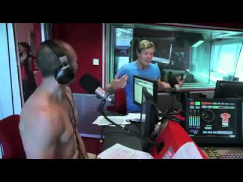 Fitzy And Wippa's Naked Surprise For Dr. Chris Brown