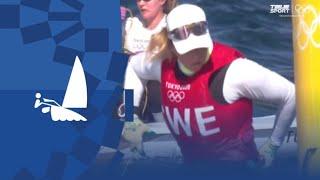 Парусный спорт. Накра-17 (микст)/ Лазер. Финал. Олимпиада-2020. Обзор