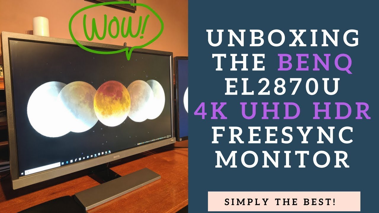5 Reasons Why You Need To Own An HDR 4k Monitor