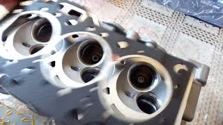 Cómo reparar un motor a gasolina