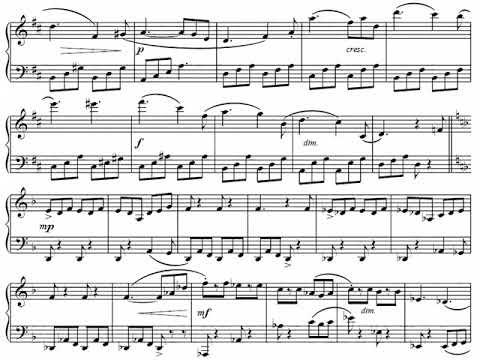 [Varvara Kutuzova] Prokofiev: Music for Childen Op.65 - 4.Tarantella LIVE