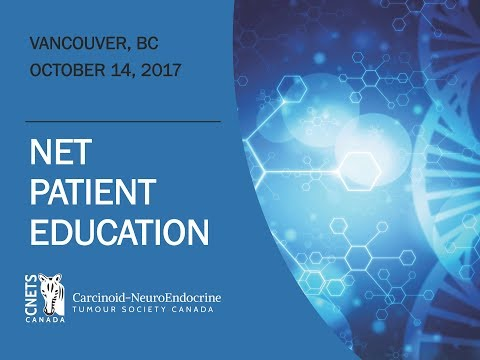 PRRT & GA-68 Imaging Education & Clinical Trial Updates in British Columbia
