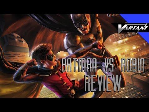 One Shot: Batman VS Robin Movie REVIEW!