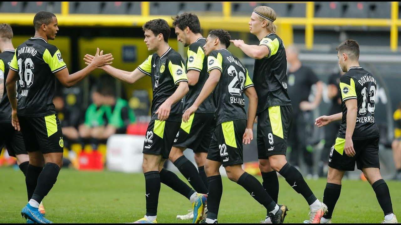 Download Dortmund 4-1 Werder Bremen   All goals and highlights   Bundesliga Germany   18.04.2021