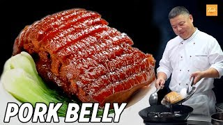 Chinese Pork Belly Recipe by Master Chef • Taste The Chinese Recipes Show thumbnail