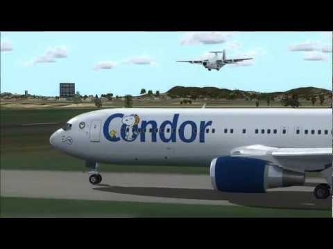 FSX HD VIDEO PASSION FOR FLIGHT !!