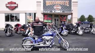2009 Rocker C Harley Davidson For Sale