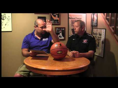 Interview Steve Ellis, new head coach of UC Clermont Mens basketball, March 30th, 2016