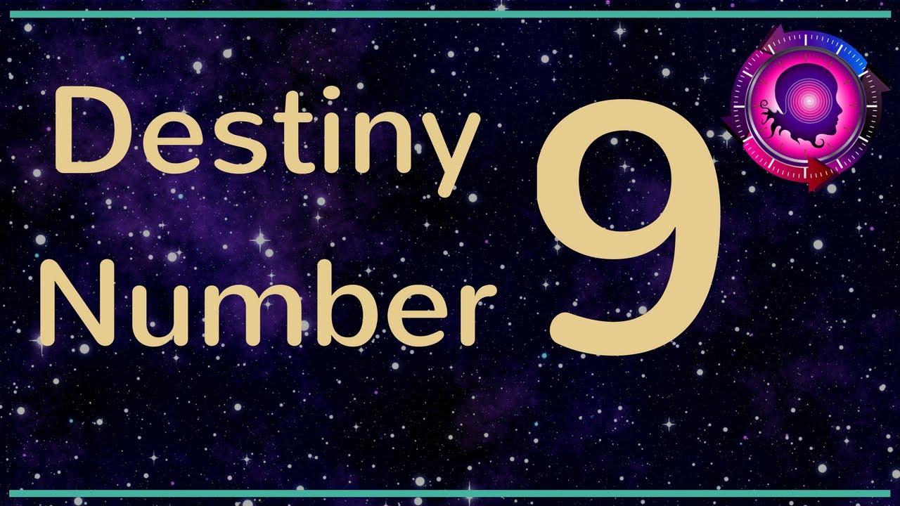 Destiny Number 9: Expression Number 9
