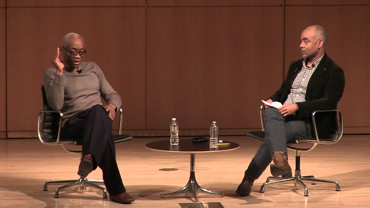 Bill T Jones in Conversation with Robert Reid Pharr