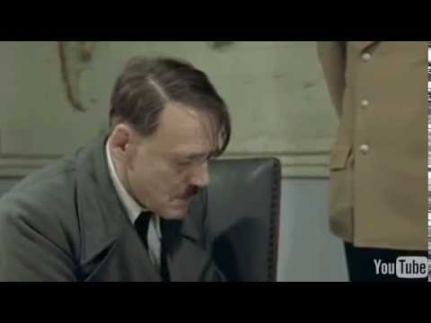 Hitler reacts to the GAT 2015