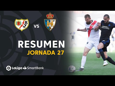 Vallecano Ponferradina Goals And Highlights