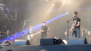 "The Strypes ""Eighty-Four"" @ Place de la République 24/06/15"