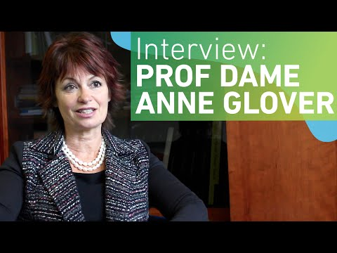 An interview with Professor Dame Anne Glover