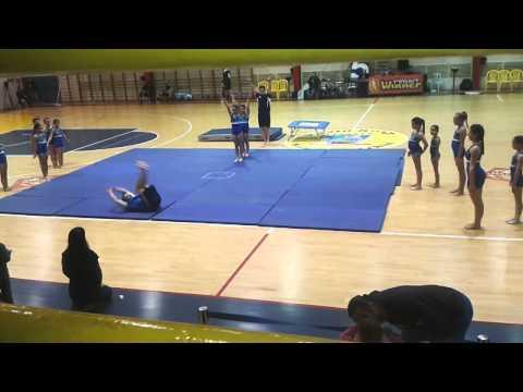 ה-ריקוד התעמלות אומנתית סיגלה דואניאס ולירון אברמוב   FunnyCat TV