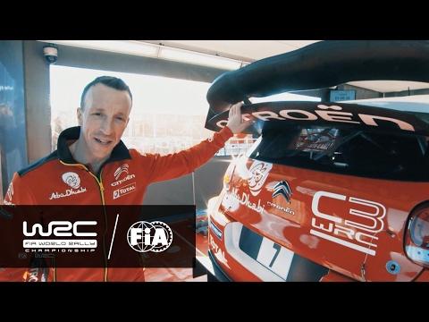 WRC 2017: TECK CHECK Citroën C3 WRC