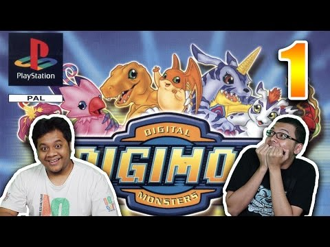 Digimon World (1) NI GAME NGANGENIN!! - Kangen Game!