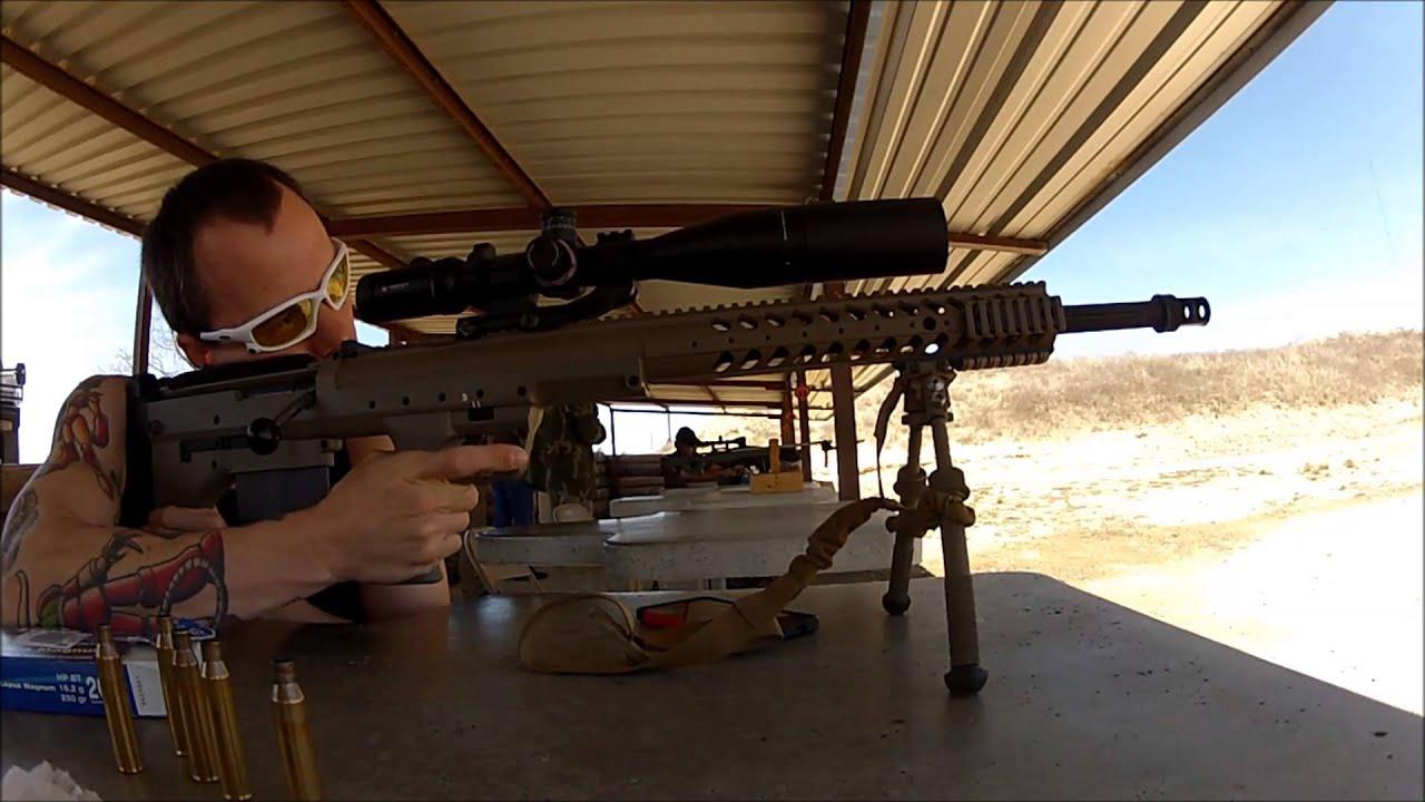 Gun review desert tactical arms stealth recon scout dta srs rifle - Gun Review Desert Tactical Arms Stealth Recon Scout Dta Srs Rifle 30
