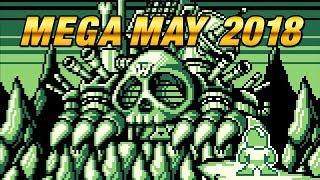 Mega Man III (GB) - Mega May 2018