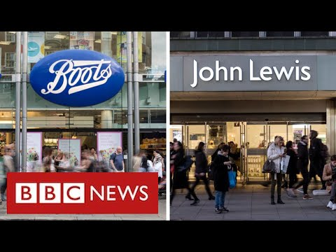 Boots and John Lewis cut thousands of jobs - BBC News