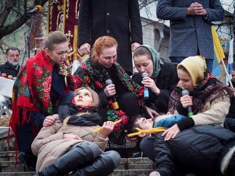 Чернівчани вшанували пам'ять жертв Голодомору