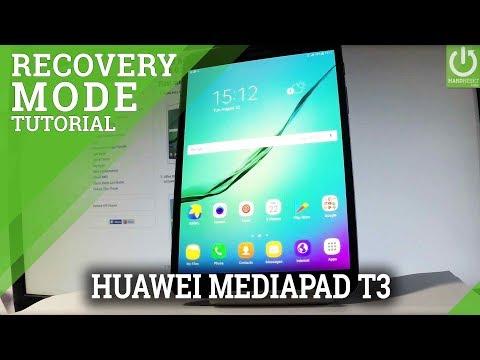 Recovery Mode HUAWEI MediaPad T3 7 - HardReset info