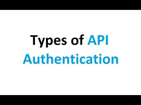 Rest API Authentication with Python