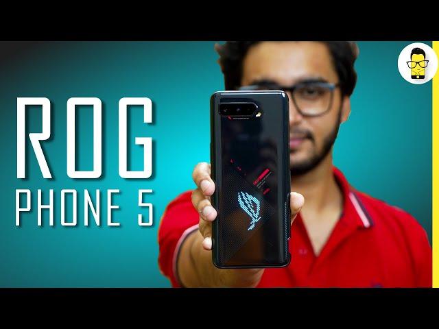 Asus ROG Phone 5 💥 Gaming Performance Test, Charging Test, Antutu Test | Price Starts at Rs. 49,999