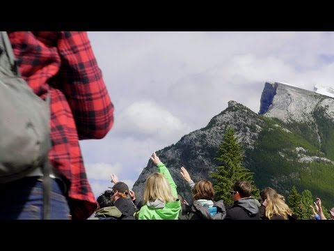 Banff's Performance in the Park